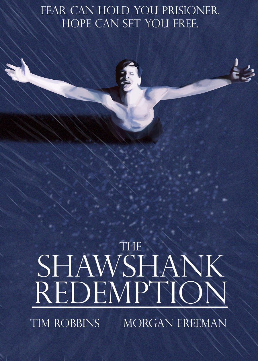 a sense of hope in shawshank redemption a book by stephen king